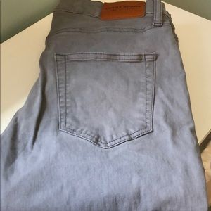 Lucky Brand Gray Jeans